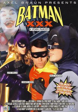 Batmanxxxcover